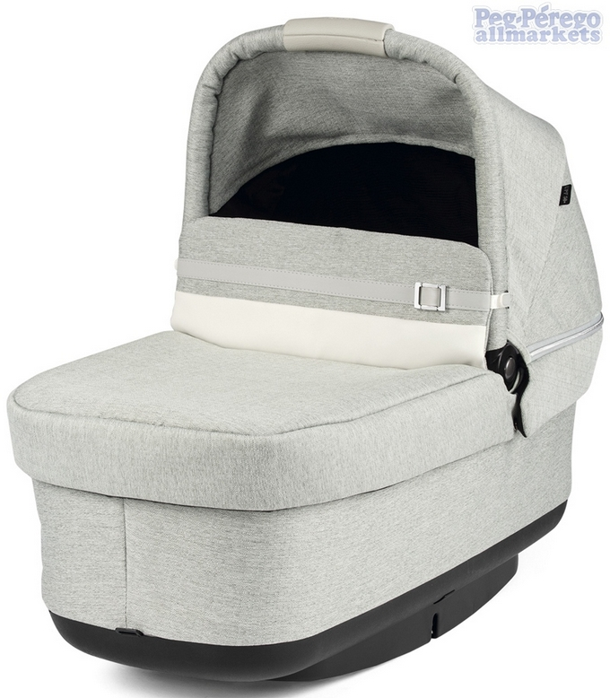 ЛЮЛЬКА PEG PEREGO CULLA (NAVETTA) POP-UP LUXE PURE